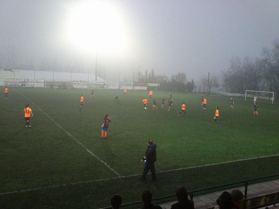 A-dos-Francos viu equipa de escalão inferior roubar-lhe o sonho da Taça http://futebolfemininoportugal.com/