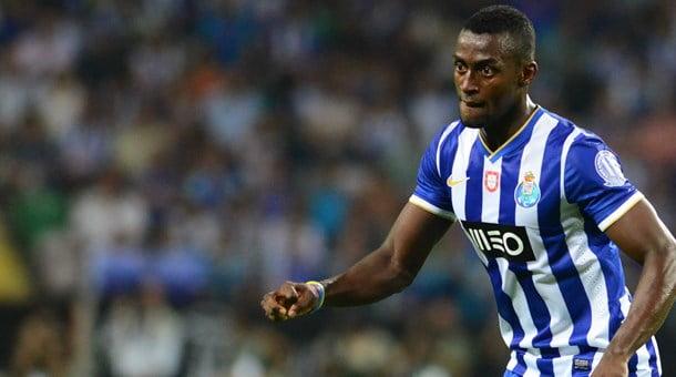 Jackson saltou do banco aos 58 minutos para bisar na partida  / Fonte: FCPorto.pt