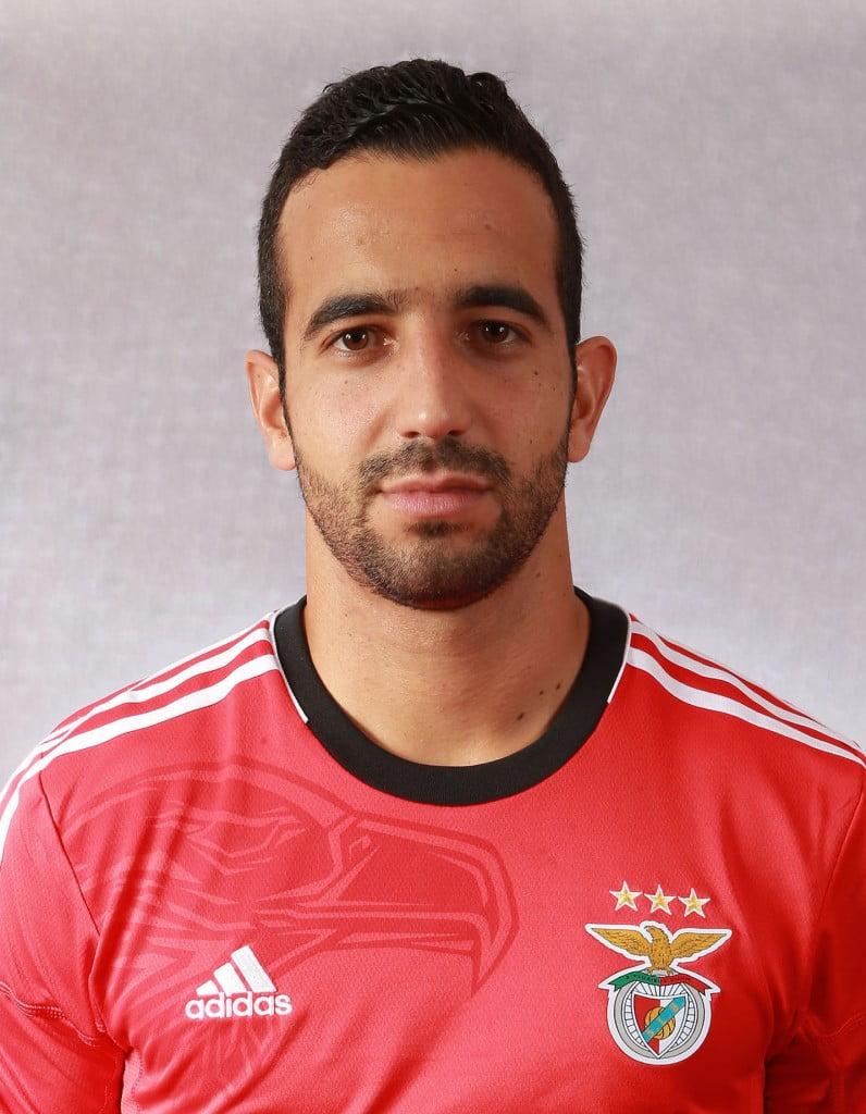 O número 6 do Benfica Fonte: slbenfica.pt