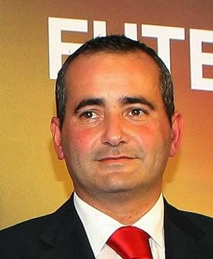 Pedro Garcia, o árbitro assistente que insultou as bancadas de Alvalade Fonte: Albertohelder.blogspot.pt