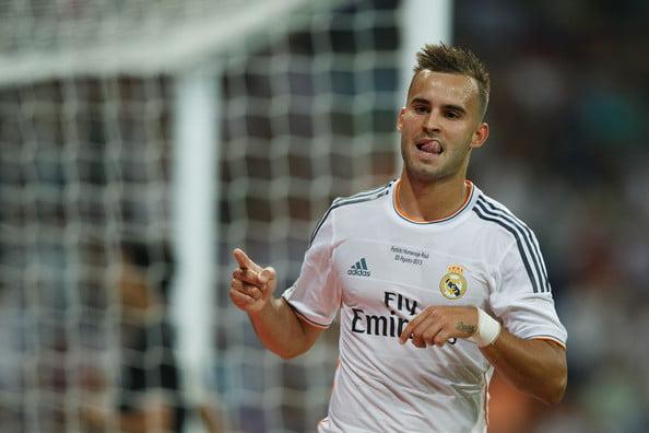 O canterano Jesé Rodriguez foi uma das figuras do Real Madrid Fonte: pictures.zimbio.com