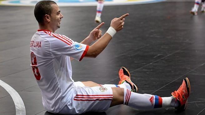 Eder Lima, um dos grandes destaques do Euro Fonte: Uefa.com