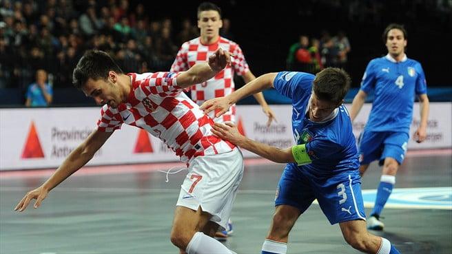 Imagem que demonstra a intensidade do jogo Fonte: Uefa.com