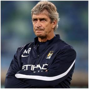 Manuel Pellegrini esteve perto do Porto no início da temporada Fonte: The Sun