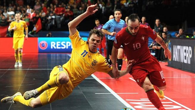 Ricardinho brilhou no jogo de ontemFonte: Uefa.pt