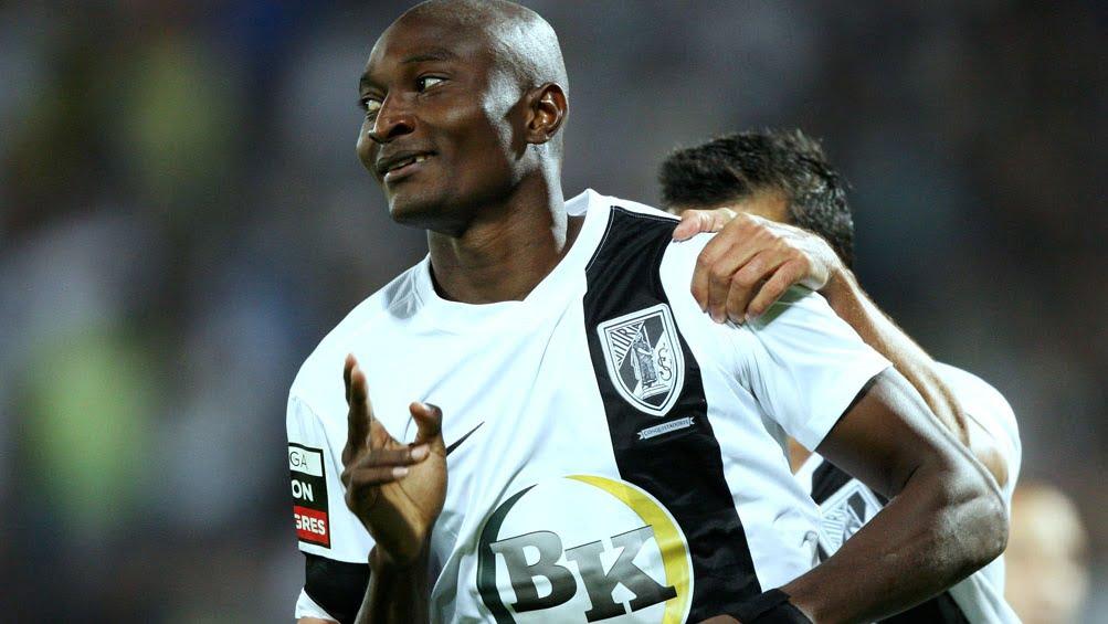 Moussa Maazou. Uma 'ave rara' no futebol português  Fonte: Vavel