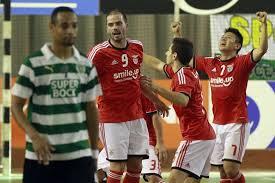 Águias festejam vitória frente ao seu rival. Será que a imagem irá repetir-se? Fonte: Agentedesportivo.com