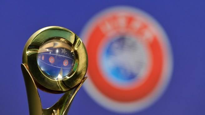 Imagem do Troféu  Fonte: uefa.com