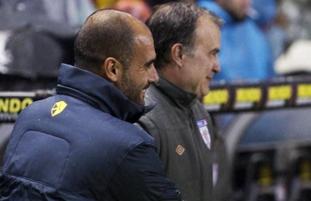 Bielsa espera reencontrar Guardiola na Liga dos Campeões num futuro próximo  Fonte: blog.oddslife.com