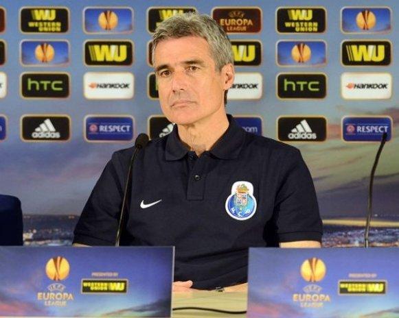 Luís Castro não fará parte dos planos para a próxima época  Fonte: Porto Canal