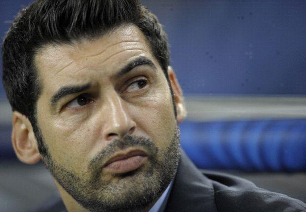 Paulo Fonseca esteve aquém das expectativas  Fonte: goal.com