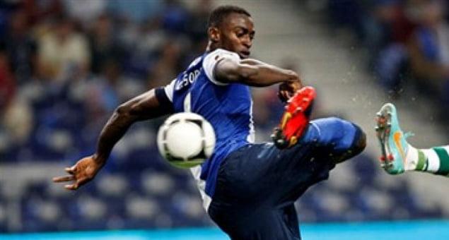 O golo diante do Sporting foi um dos momentos mais altos de Jackson com a camisola do FC Porto  Fonte: www.jornalacores9.net