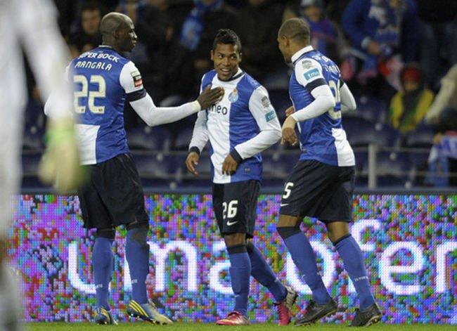 Mangala, Alex Sandro e Fernando são alguns dos mais valiosos activos no Dragão  Fonte: lancenet.com.br