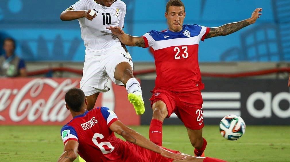 Foi um jogo disputado até ao limite Fonte: FIFA