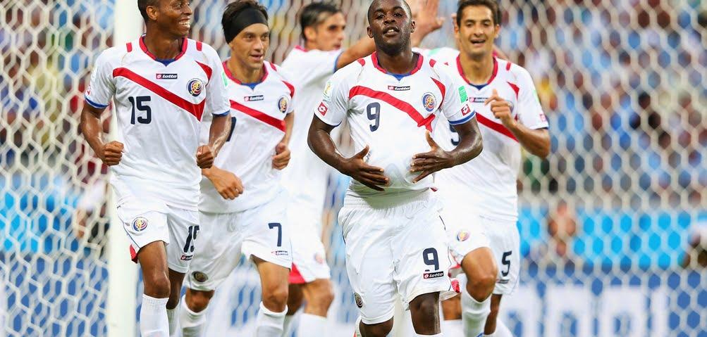 Joel Campbell é a maior ameaça da equipa da Costa Rica  Fonte: toovia.com