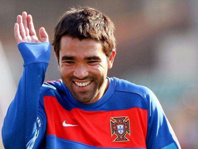 Deco é não só uma lenda do Porto, como uma lenda de Portugal Fonte: theportugalnews.com/