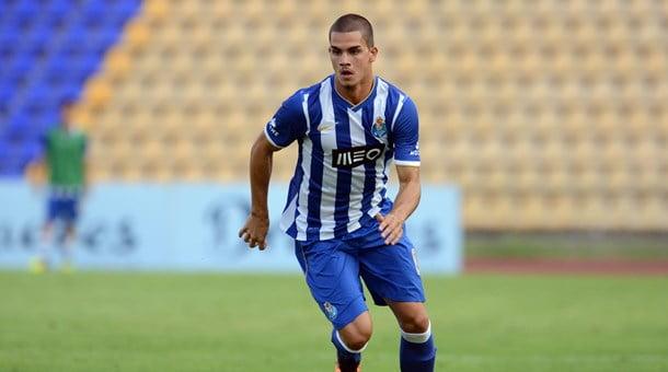 André Silva é um dos mais jogadores mais promissores da equipa B dos dragões  Fonte: fcporto.pt