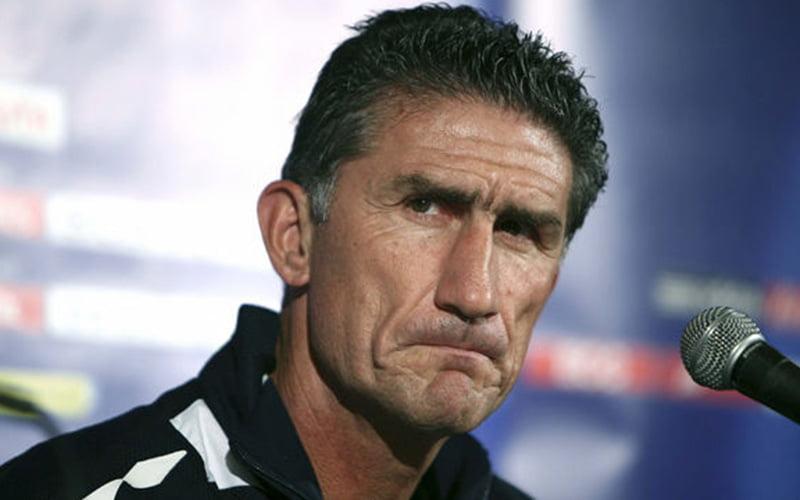 Edgardo Bauza venceu pela segunda vez a Taça Libertadores  Fonte: am950belgrano.com