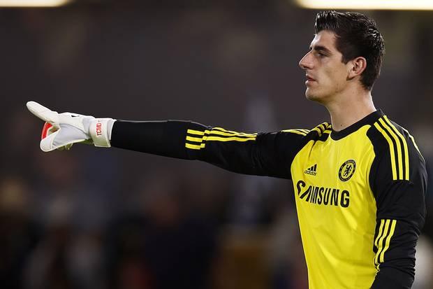 Depois de três anos de empréstimo, Curtois regressa a Stamford Bridge como um dos melhores do mundo  Fonte: newsrender.barhashing.com