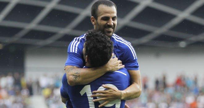 Fábregas e Diego Costa são os dois reforços mais sonantes da equipa londrina  Fonte: skysports.com