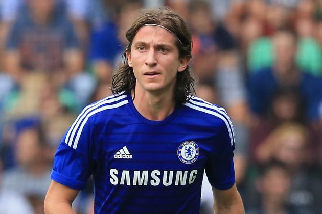Filipe Luís é o lateral-esquerdo que faltava ao Chelsea  Fonte: trendrender.com