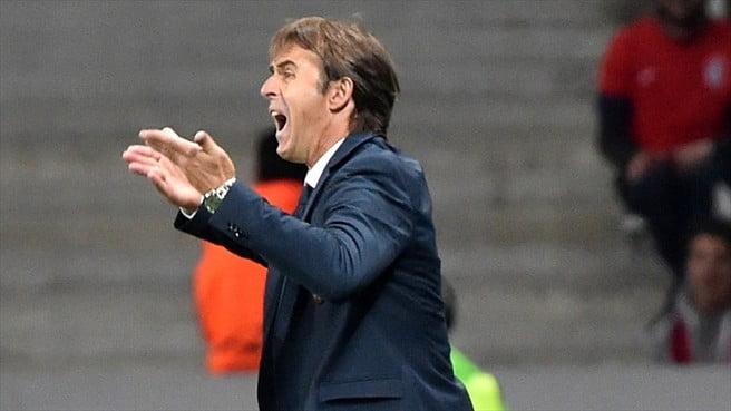 No seu primeiro jogo europeu, Lopetegui optou por deixar Quaresma de fora  Fonte: UEFA