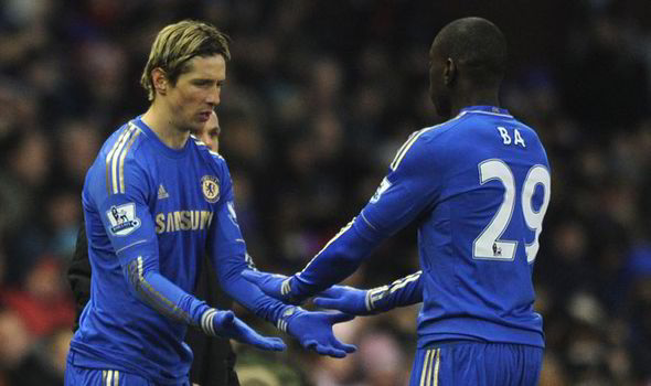 Juntos, Torres e Ba completaram uma dezena de golos  Fonte: thesportsquotient.com