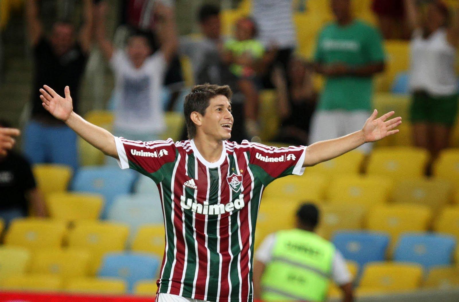 Dario Conca regressou ao Fluminense depois de uma lucrativa passagem pela China  Fonte: statspes.blogspot.com