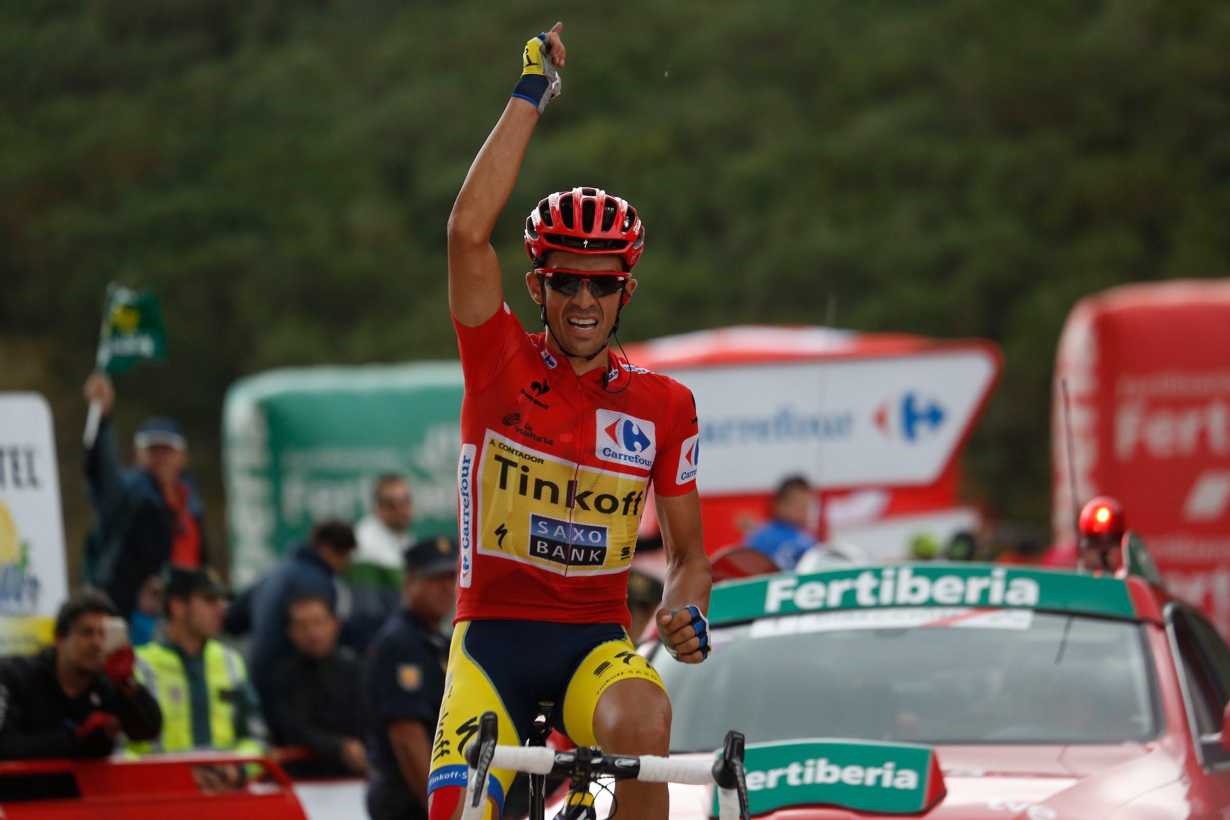 Alberto Contador venceu a sua terceira Vuelta!  Fonte: roadcyclinguk.com