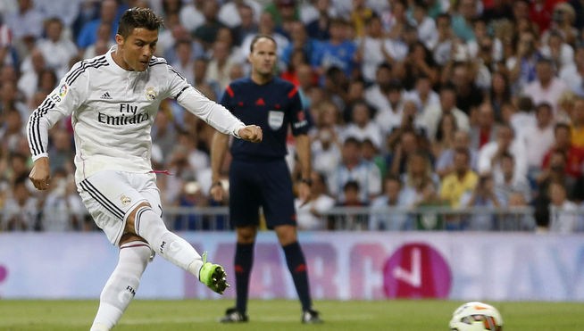 O golo de Ronaldo foi insuficiente para dar a vitória ao Real  Fonte: cuatro.com