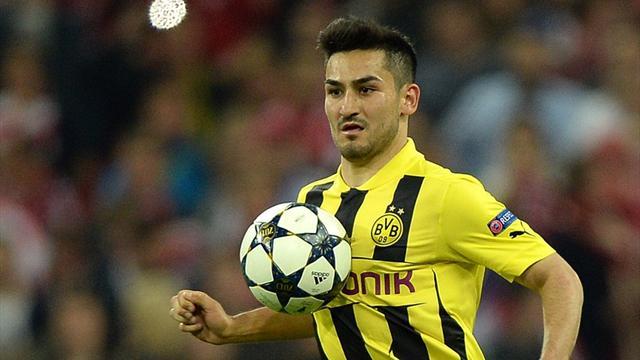 """Gundogan será um """"reforço"""" vital para Klopp  Fonte: asia.eurosport.com"""