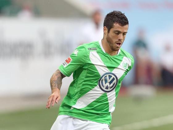 Vieirinha é o único portugês no lote dos principais candidatos à Champions na Alemanha  Fonte: schwaebische.de