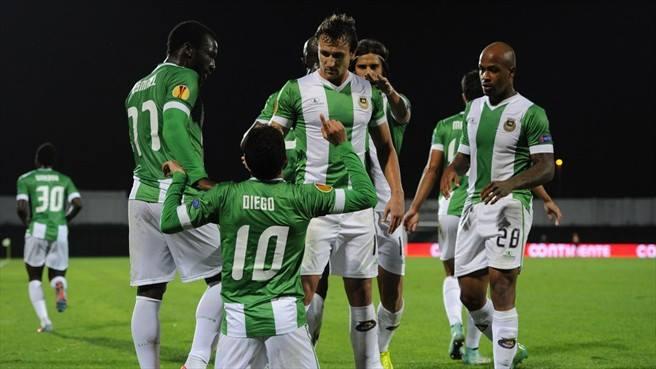 Vilacondenses estiveram duas vezes em vantagem, mar permitiram empate nos descontos Fonte: Uefa.com