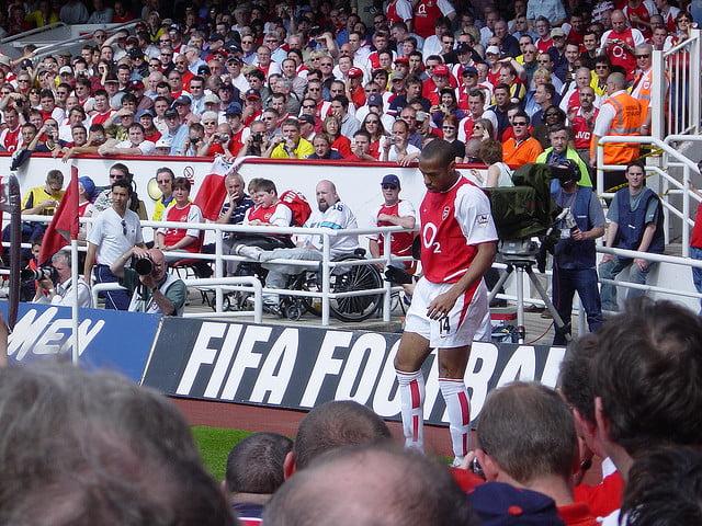 Henry foi a grande estrela dos campeões invencíveis Fonte: seanbjack (Flickr)
