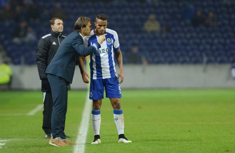 É evidente que Lopetegui privilegia a posse de bola... mas será esta eficaz?  Fonte: Facebook oficial do FC Porto