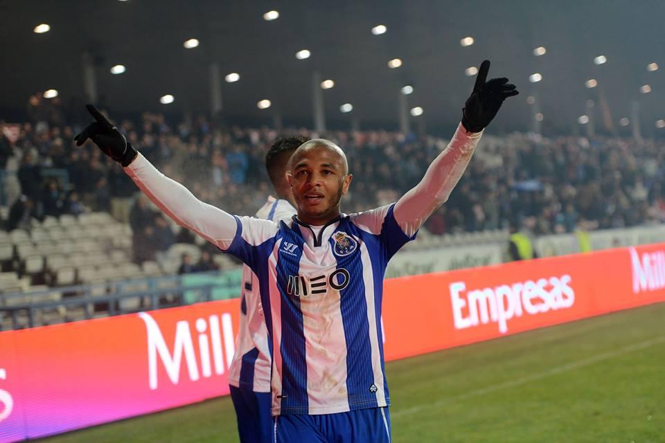 Brahimi, um dos melhores jogadores africanos da actualidade Fonte: Facebook FC Porto