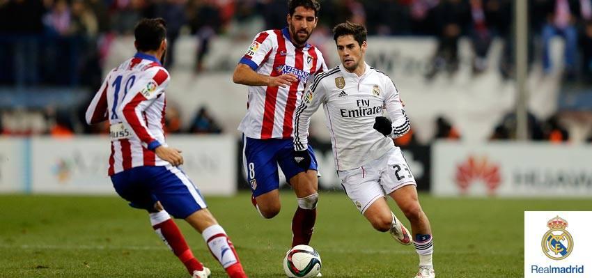 Isco continua em destaque no Real Madrid