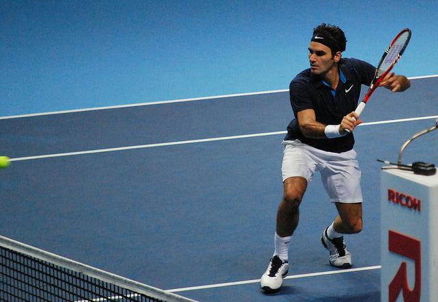 Roger Federer é uma incógnita para este torneio Fonte: Carine06 (Flickr)