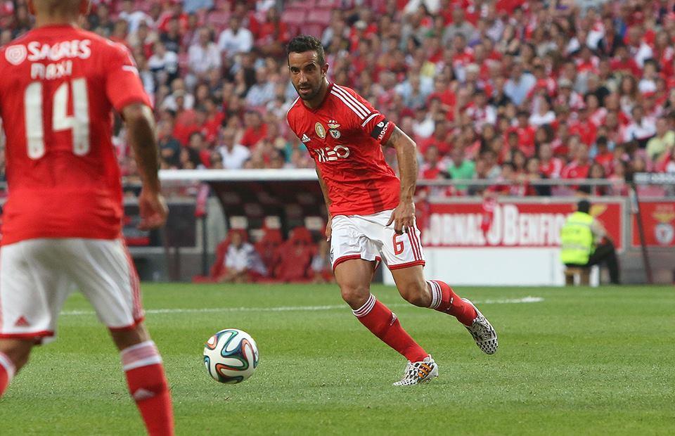 O regresso de Rúben Amorim é uma boa noticia Fonte: Facebook Oficial do Benfica