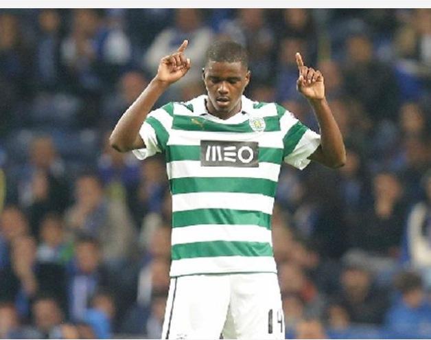 William voltou à forma ideal Fonte: Facebook Oficial de William Carvalho