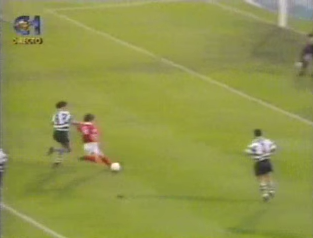 Sporting 3-6 Benfica