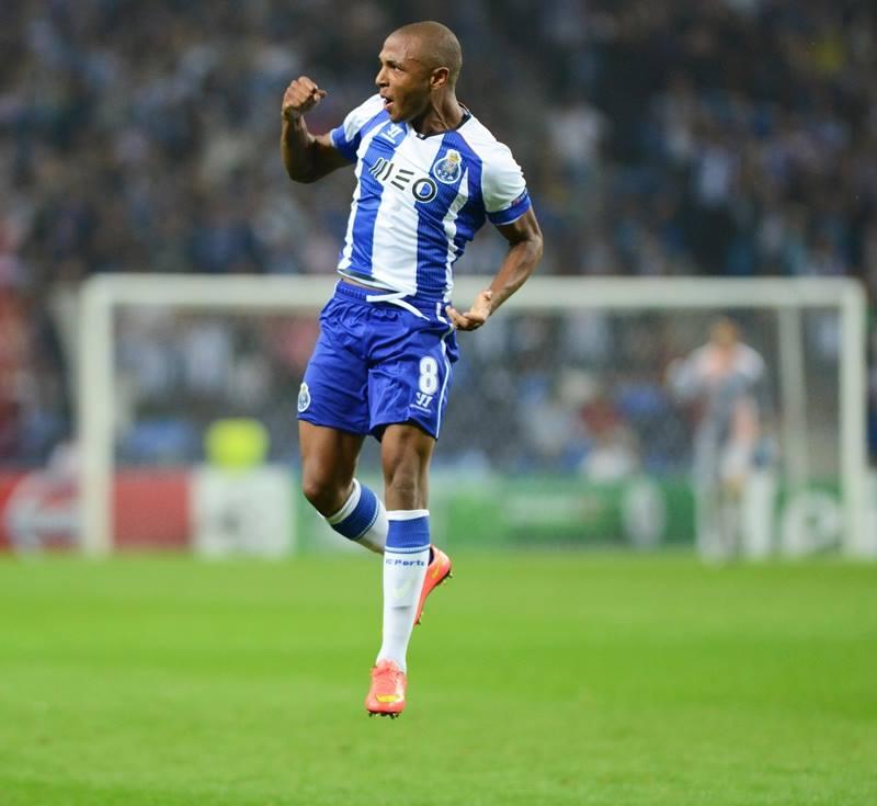 Brahimi, de regresso à titularidade, marcou o golo da vitória  Fonte: Facebook do FC Porto