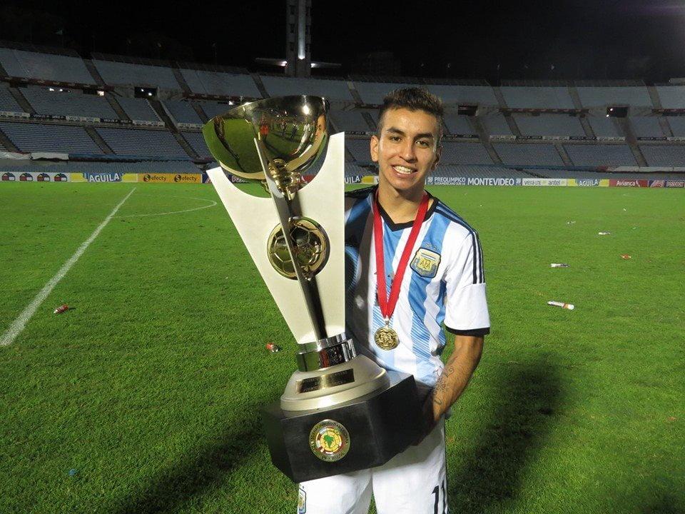 """""""Angelito foi o melhor jogador da prova"""" Fonte: Facebook da AFA"""