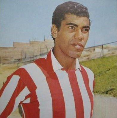 Mendonça foi uma figura do Atlético de Madrid Fonte: colchonero.com