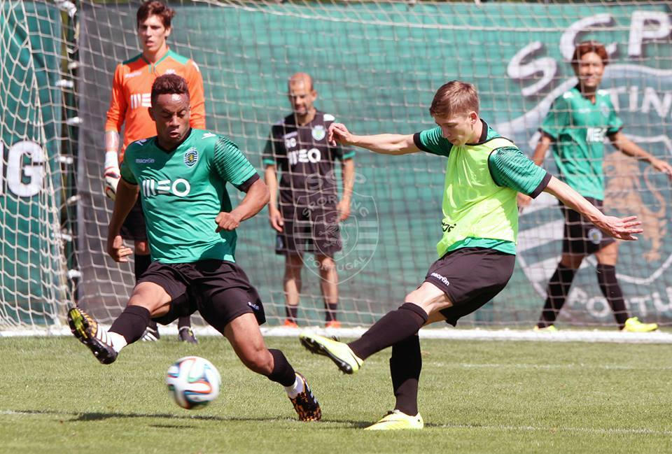 É apontado como um 'Mini-Messi', mas Gauld quer deixar a sua própria marca no futebol Fonte: Sporting Clube de Portugal