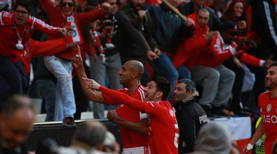 """Os adeptos: o verdadeiro """"colo"""" do Benfica"""