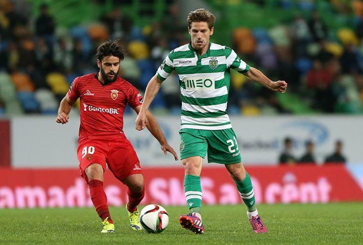 Apesar do menor fulgor, Adrien continua a ser uma das melhores opções para o meio campo Fonte: Facebook do Sporting