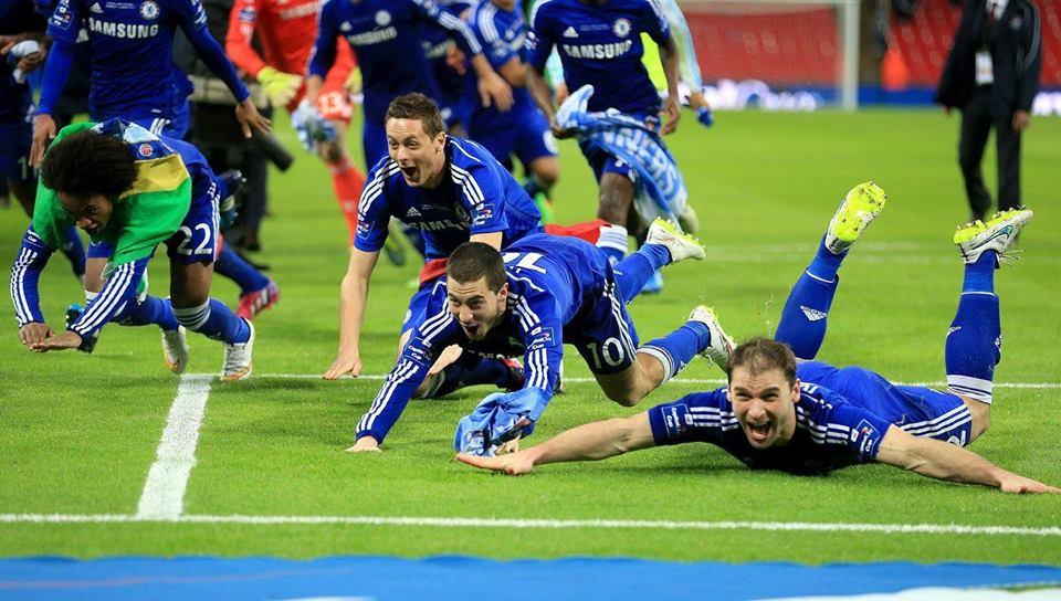 Os blues são um dos principais favoritos à conquista da Champions Fonte: Facebook do Chelsea
