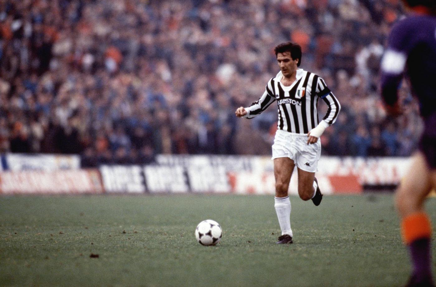 Scirea é um dos melhores jogadores de sempre da Juve