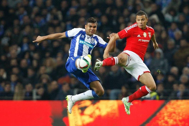 FC Porto e Benfica não conseguiram marcar no jogo de hoje Fonte: FC Porto